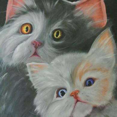 Katzen/Jenkins Art