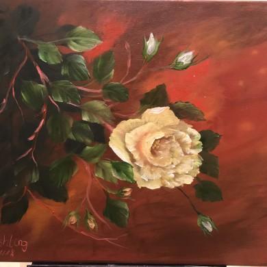 Goldene Rose/Gary Jenkins